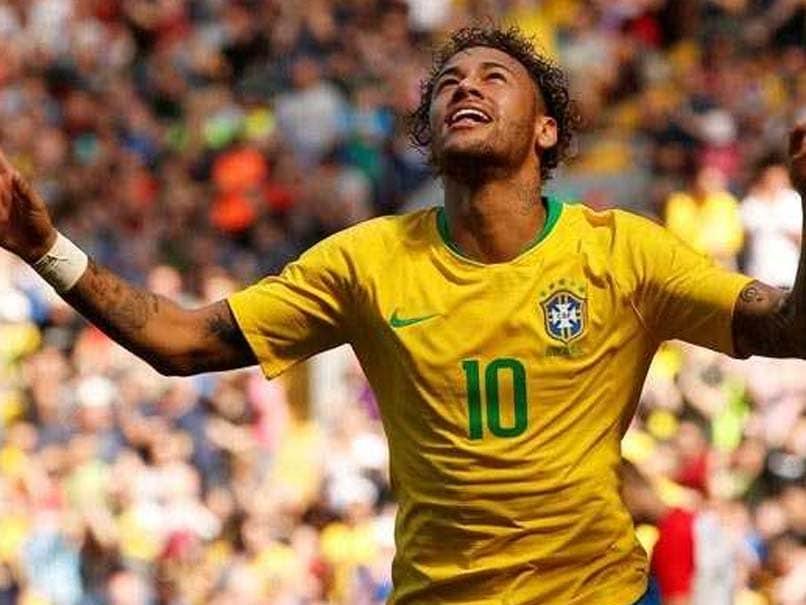 WORLD CUP: ब्राजील के लिए खुशखबरी, नेमार ने ट्रेनिंग में की वापसी, पूरी तरह हैं फिट