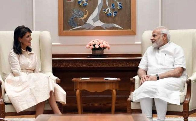 NDTV से बोलीं निक्की हेली, भारत को ईरान से संबंधों के बारे में एक बार फिर सोचना चाहिए