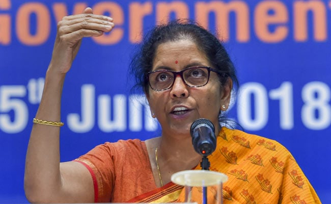 Top Army Officials Consulted Before Opening Cantonment Roads: Nirmala Sitharaman
