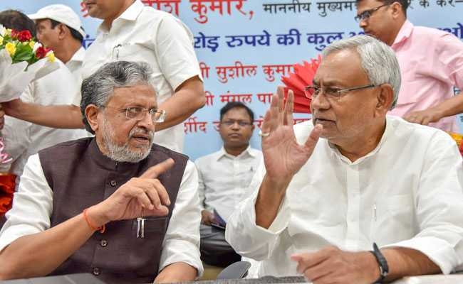 10 Months Later, Nitish Kumar's Comeback To Critics On Joining NDA