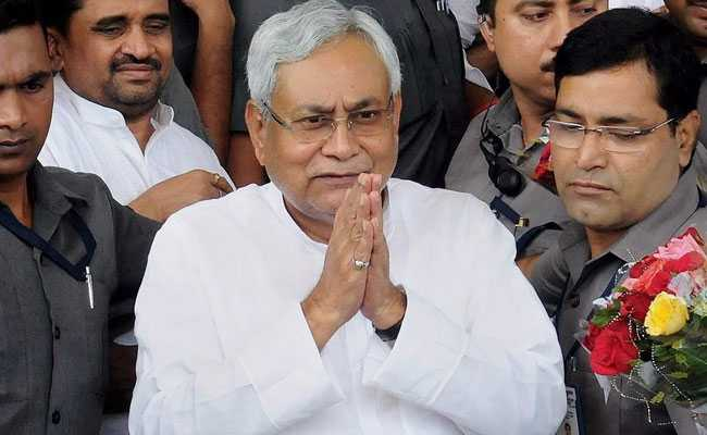 'Atmosphere Of Conflict Being Created To Fetch Votes,' Says Nitish Kumar