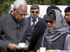 Jammu And Kashmir Governor NN Vohra To Hold All-Party Meet Today