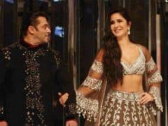 कैटरीना कैफ के साथ सलमान खान ने रैंप पर मचाया धमाल, 'शोस्टॉपर' बन स्टेज पर लगा दी आग... देखें Video