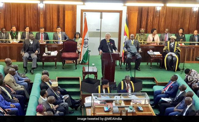 India To Build Gandhi Heritage Centre In Uganda, Says PM Modi