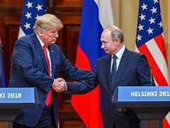 Trump Invites Putin To Washington Despite Uproar Over Helsinki Summit