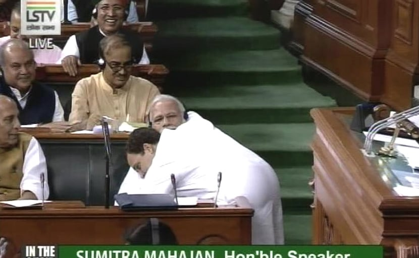 'KCR Felt Rahul Gandhi Hugging PM In Parliament Was Silly,' Says Daughter