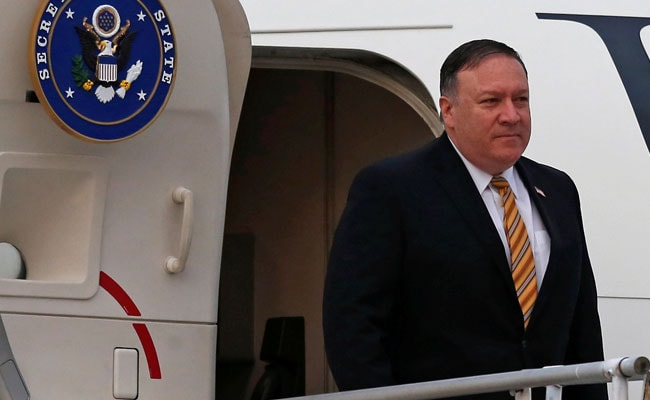 North Korea Continuing Work On Weapons Despite Promises: Mike Pompeo
