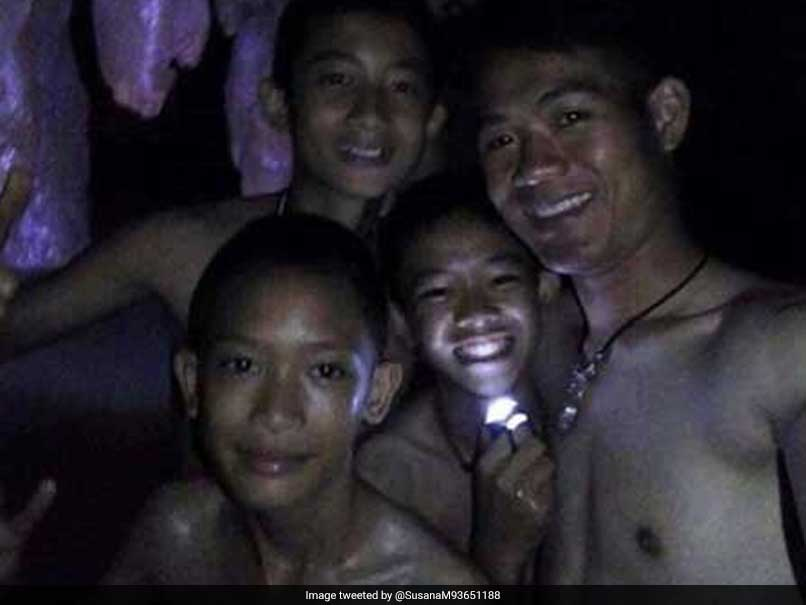 'Wild Boars' Coach Is The Unlikely 'Stateless' Hero Of Thai Cave Drama