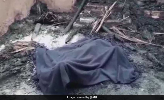 Two Arrested For Raping, Burning Woman Alive In Uttar Pradesh
