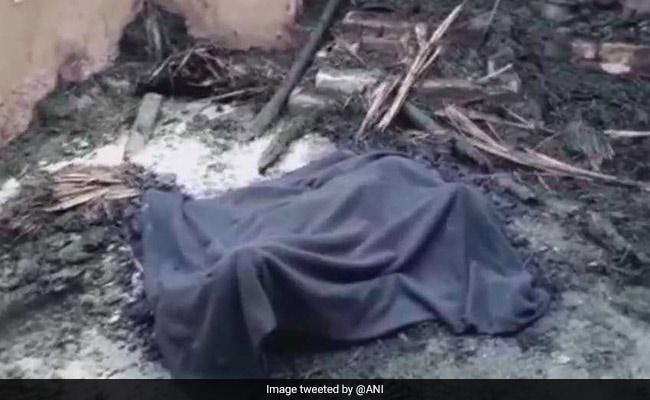 UP के संभल में 5 लोगों ने महिला को गैंगरेप के बाद जिंदा जलाया, डायल 100 पर मांगी मदद रही बेकार