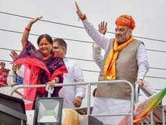 राजस्थान और मध्य प्रदेश में सिर्फ विकास नहीं मुद्दा, राजसमंद की रैली में अमित शाह ने उठाया बांग्लादेशियों का मुद्दा