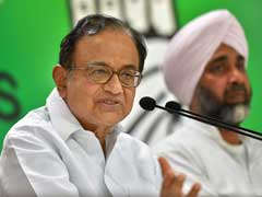"""Government Must Listen To People Speaking Truth To Power"": P Chidambaram"