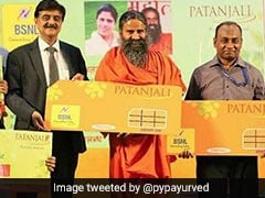 Patanjali SIM 144 Plan: How To Avail Patanjali-BSNL Offer And Other Benefits