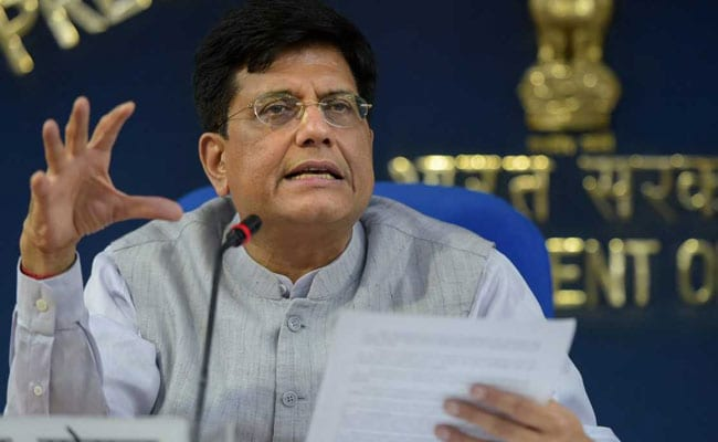 Businessmen Need To Be Whistleblowers On Tax Evasion, Says Piyush Goyal