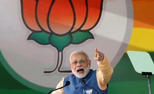 For 4-Year Anniversary Of Modi Government, BJP To Launch 15-Day Campaign