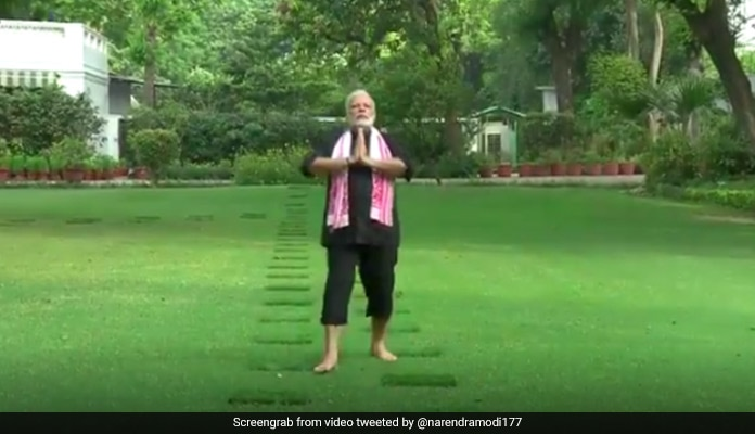 How Top Police Officers Responded To PM Modi's Fitness Challenge