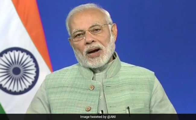 पीएम मोदी का कांग्रेस पर निशाना, कहा- एक परिवार के महिमामंडन में महान सपूतों को भुला दिया गया