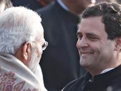 PM Tweets Rahul Gandhi On Birthday, Wishes Him