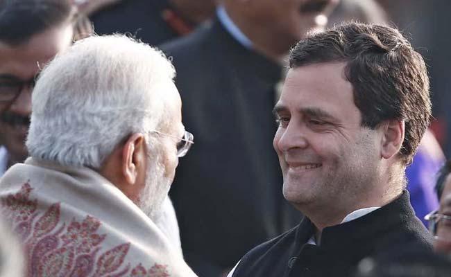 राहुल गांधी के जन्मदिन पर पीएम मोदी ने दी बधाई, कहा- मैं उनकी लंबी उम्र और स्वस्थ जीवन की कामना करता हूं