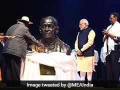 India, Uganda Pledge To Fight Terrorism In All Forms