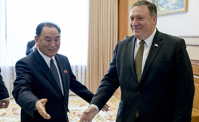 North Korea Contradicts US, Calls Its Approach To Talks 'Gangster-Like'