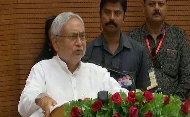 Focus On Positives Too, Says Nitish Kumar Stung By Bihar Rapes Furore