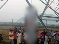 BJP Worker Found Hanging In Bengal's Purulia Committed Suicide: Autopsy