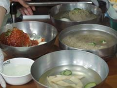 Obscure Pyongyang Noodle Dish Earns Global Fame. Courtesy: Kim Jong Un