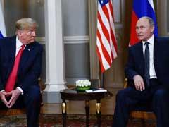 Happy Helsinki Summit Fails To Charm Trump And Putin