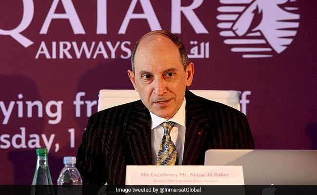 Qatar Airways Boss Apologises For Remarks On Women, Says 'Was A Joke'