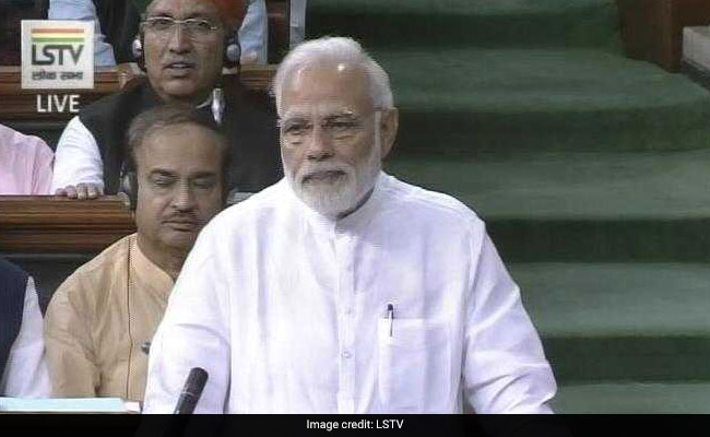 No-Confidence Motion: Top 5 Points PM Modi Made In Lok Sabha