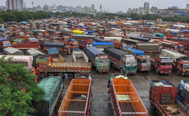 Truckers' Strike Hits Production, Exports: Auto Industry Body SIAM