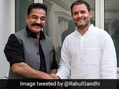कमल हासन ने कांग्रेस अध्यक्ष राहुल गांधी से की मुलाकात, कई मुद्दों पर हुई बातचीत