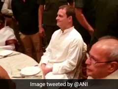 राहुल गांधी की इफ़्तार पार्टी में PM के फिटनेस VIDEO पर चर्चा, कांग्रेस अध्यक्ष ने कहा - अजीब