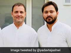 Opposition Must Set Aside Egos To Take On BJP In 2019: Tejashwi Yadav