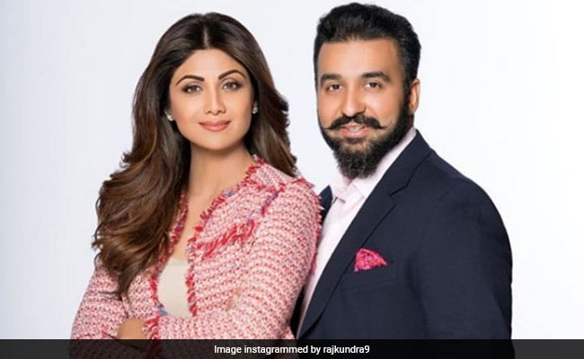 Shilpa Shetty's Husband Raj Kundra Questioned In Bitcoin Case
