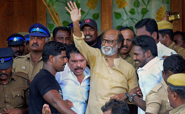 'Everybody Waiting For Rajinikanth's Kaala,' Says Supreme Court; Refuses To Stall Release