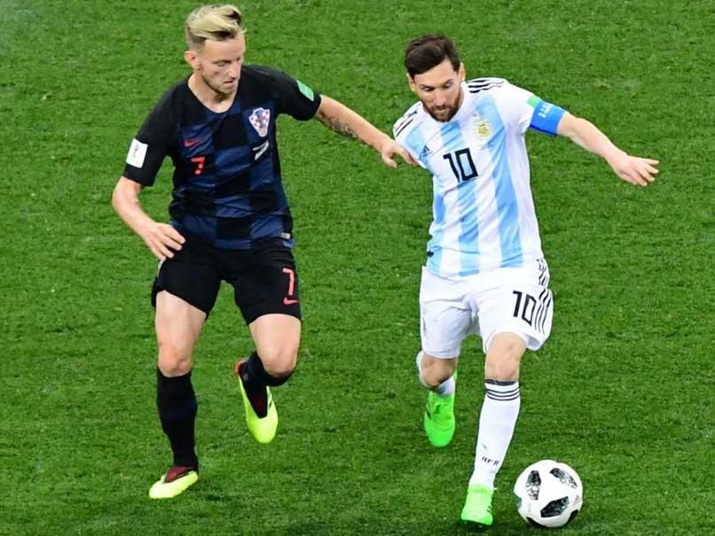 FIFA WORLD CUP 2018 : अर्जेटीनी डिफेंस को नेस्तनाबूद कर क्रोएशिया ने 3-0 से दर्ज की जीत