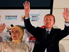 Erdogan Takes On Greater Powers In Turkey's New Era