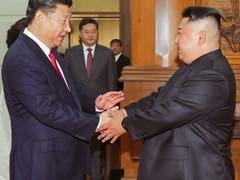 Kim Jong Un Asked China's Xi Jinping To Help Lift Sanctions: Report