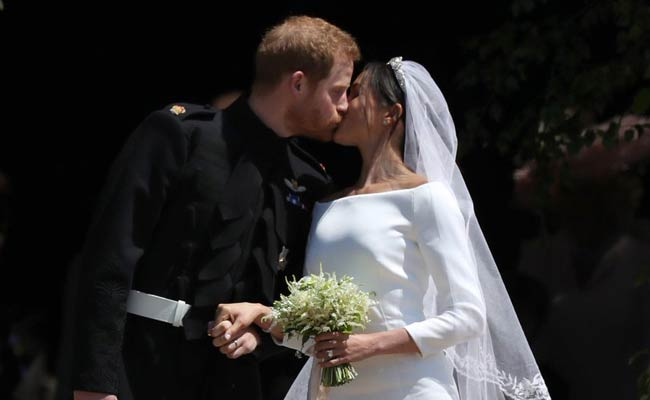 At Royal Wedding, Some Things Very Old And Some Things New