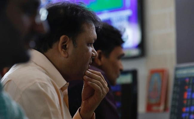 Sensex, Nifty Close Marginally Lower; Pharma, IT Stocks Lead Losses