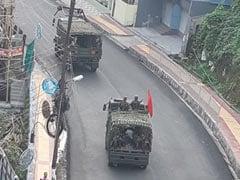 केंद्र सरकार ने अर्धसैनिक बलों के 1000 जवान शिलांग भेजे