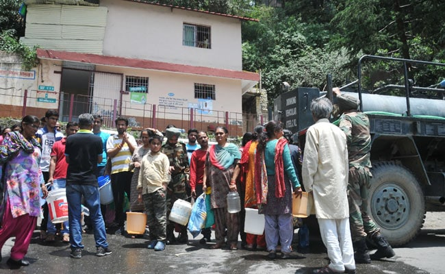 Shimla Faces Worst-Ever-Water Crisis As World Observes Environment Day