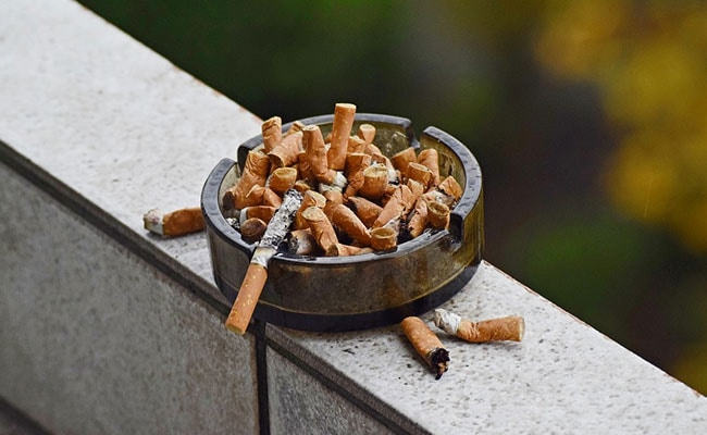 Smoking Can Adversely Affect Breastfeeding Habits, Here