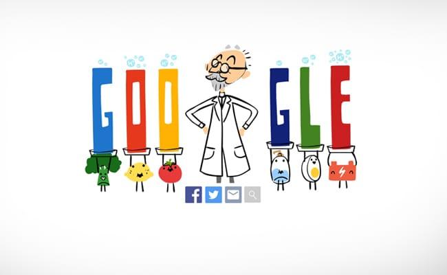 S.P.L. Sørensen Google Doodle: सोरेनसन ने Invent किया pH स्केल, स्टडीज में बीवी बनीं हमसफर