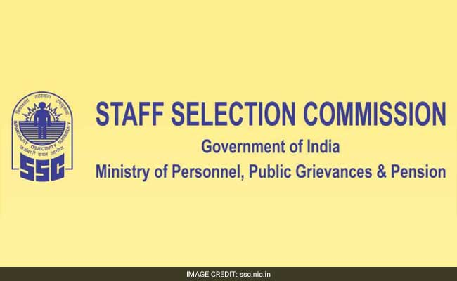 SSC Recruitment 2018 For Constable In CAPFs, NIA, SSF