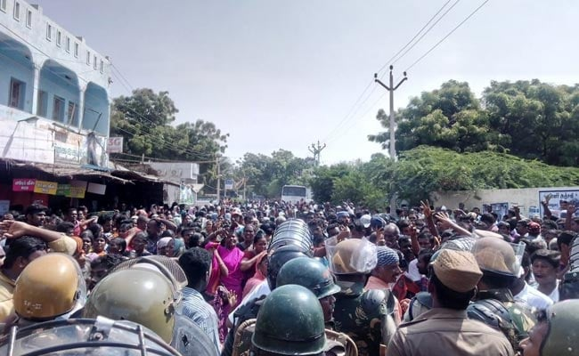173 cases against Sterlite protesters dismissed!