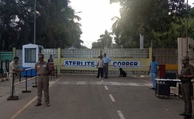 1,300 Tonnes Of Sulphuric Acid Removed From Sterlite Plant: Official