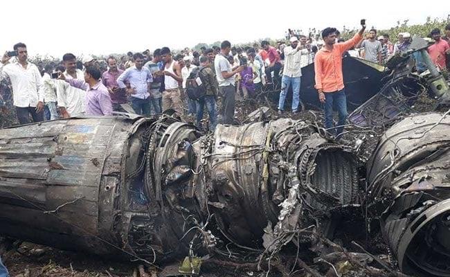 महाराष्ट्र में सुखोई विमान दुर्घटनाग्रस्त, दोनों पायलट सुरक्षित